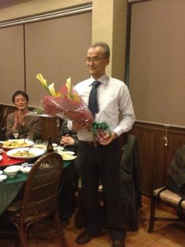 山口孝男先生